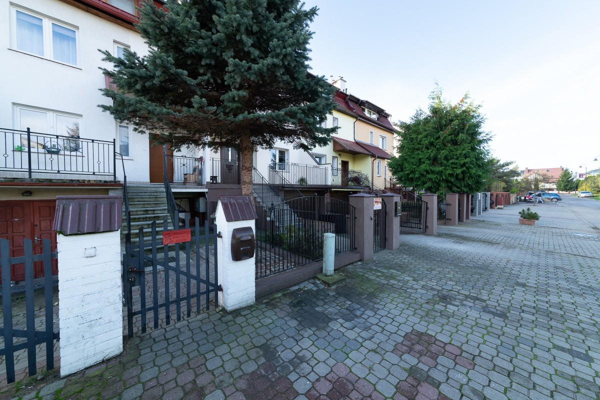 Dom Pruszcz Gdański
