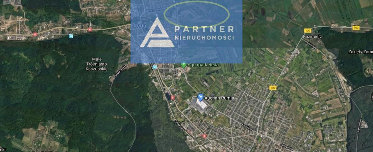 Działka pod bud. 1-rodz., Reda, 4672.00m2 - Biuro Nieruchomości Partner - zdjęcie nr.7