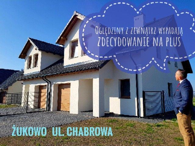 Dom bliźniak Żukowo