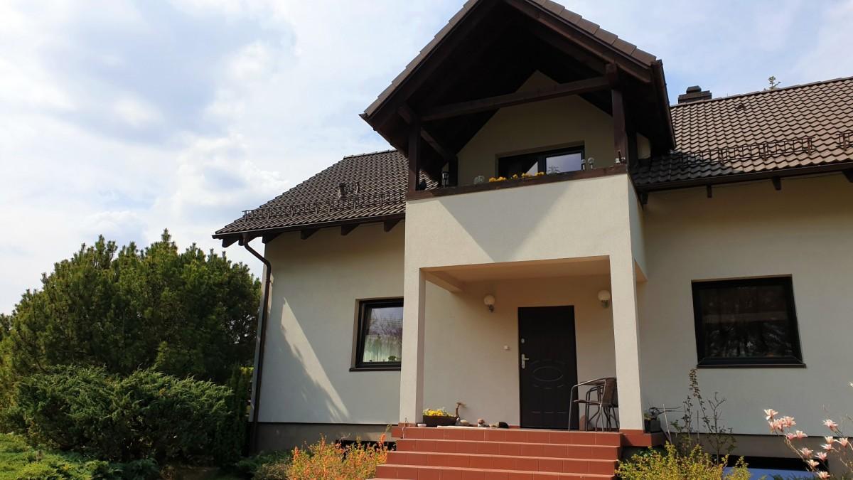 Dom wolno stojący Łapino Kartuskie