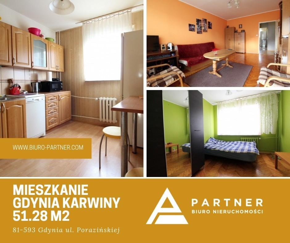 Mieszkanie Gdynia Karwiny