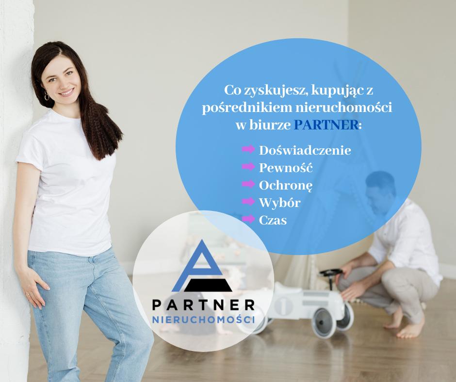 Co zyskujesz sprzedając z Partner